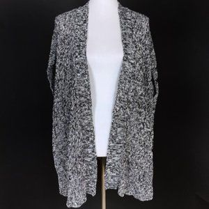Eileen Fisher Open Front Cardigan Sweater Size 1X